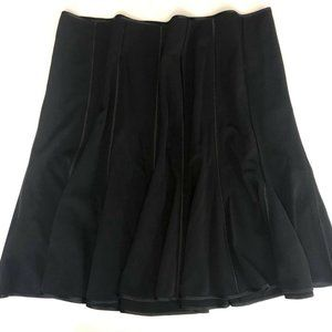 Lane Bryant Plus Size Tuxedo Stripe Skirt